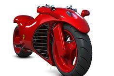 Ferrari concept motorcycle