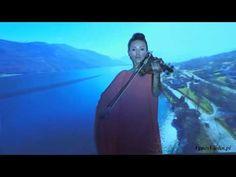 Michał Szpak - Color Of Your Life - violin cover Agnes Violin - YouTube