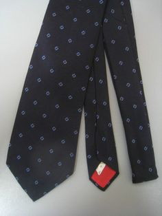 Van Boven silk blue necktie $29.95. Are You Holiday Gift Ready? http://www.islandheat.com for Great Gift Idea's.