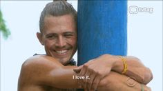 And I love you Survivor Show, Im A Survivor, Joe Anglim, The Tribe Has Spoken, Amazing Race, Most Handsome Men, Can't Stop Laughing, Man Crush
