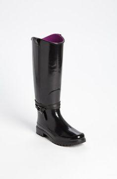 Black Rain Boot | Sperry Top-Sider®