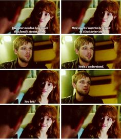 Oh hell yeah. I called this ship back in season 1 #dylemma.   Dylan massett and emma decody Bates motel 3x06