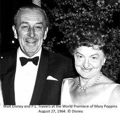 pl-travers-walt-disney original article  Mary Poppins/Saving Mr. Banks