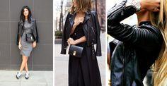 In sella alle tue giornate con la giacca di pelle Urban Chic, Duster Coat, Suits, My Style, Casual, Jackets, Cupcake, Ideas, Fashion