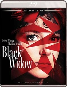 Black Widow - Blu-Ray (Twilight Time Ltd. Region Free) Release Date: Available Now (Screen Archives Entertainment U.S.)