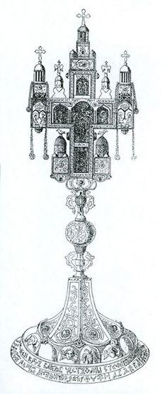 Крст цара Душана