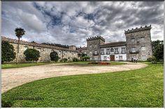 Pazo Quiñones de Leon (Castrelos) - Vigo - Pontevedra - España (Spain)