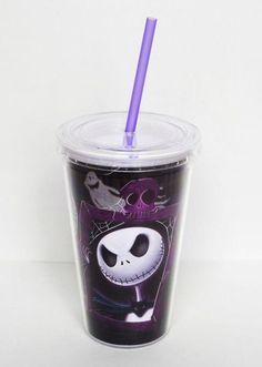 Disney - The Nightmare Before Christmas - Jack Skellington 16 oz Eco Tumbler Cup