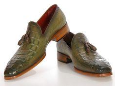 Handmade Shoes by Oscar Williams Shoemaker