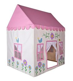 Open The Doors And Let Your Child Get Creative Cozy In Their Own Secret Garden