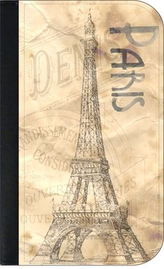 Vintage Paris Print Apple iPhone 6, 6s Universal Black PU Leather Wallet Case with Flip Cover & Magnetic Closure. High Quality Faux Leather and Suede Wallet Case Compatible with the Apple iPhone 6, 6s Universal (NOT COMPATIBLE WITH THE APPLE IPHONE 6 PLUS OR 6S PLUS); Will Protect Your Phone From Scrapes and Damage. Manufactured in the U.S.A. Permanent, Bright Image-All Images Are Flat-No Textured Printing. Note to Our Customers: Max Wilder Inc. takes pride in offering quality and style...