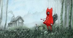 Little Red Riding Hood by Paul Echegoyen
