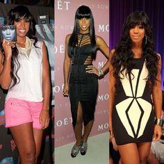Kelly Rowland!
