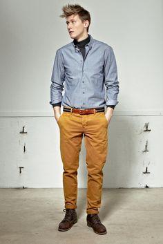 WINTER 2012 · Minimum Danish young fashion clothing brand
