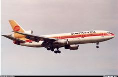 * Continental Airlines (2)