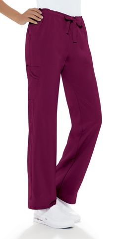 This Cherokee Perfect Stretch Cargo Pocket Pant is avaiable in Regular, Petite and Tall sizes.