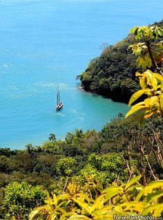 Ilha Grande is a beautiful Brazilian island