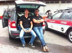 Twitter / RSLT: Soigneur Elvio and mecanic ... | Cyclisme PRO | Scoop.it