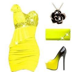Loving that yellow