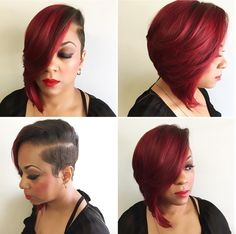 Pretty Red @hairbylatise - http://community.blackhairinformation.com/hairstyle-gallery/short-haircuts/pretty-red-hairbylatise/