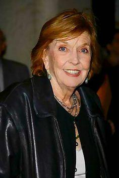 Anne Meara - actress - (1929-2015) Wife of Jerry Stiller, mom of actor Ben Stiller and Amy Stiller