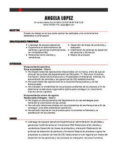Información de contacto - Mi CV ideal