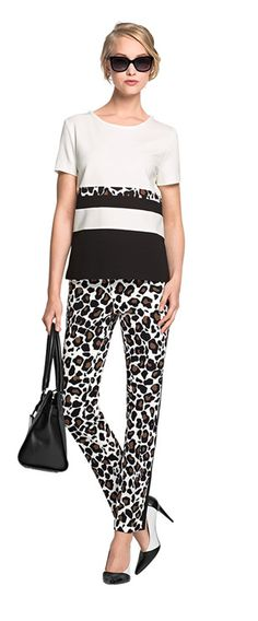 Marc Cain Spring Summer 2014 Block Party - Daily Best Fashion