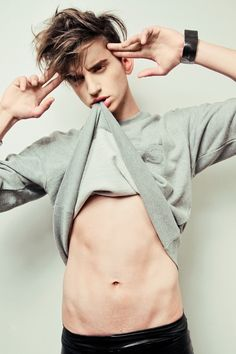 strangeforeignbeauty: Arthur Jacob [ male models | 1000+ notes | facebook | twitter | google+ | instagram ]