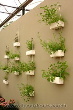 De Verde Casa: Hortas e paisagismo na Expoflora 2012 Mais