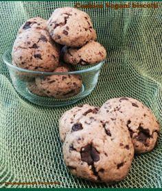 Biscotti vegani Cookies veg - Bake a Cake 2019 Vegan Sweets, Vegan Desserts, Vegan Recipes, Healthy Cake, Lactose Free, Cookies, Food And Drink, Baking, Food Ideas