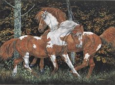 In Spirit Only by Judy Larson