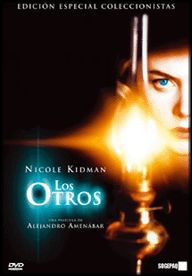 Los Otros (2001) España. Dir.: Alejandro Amenábar. Terror. Thriller. Anos 40 – DVD CINE 1711