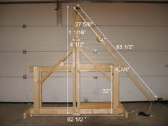 Side View Floating Axle Trebuchet