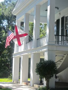 Fairhope Supply Co.  Oakleigh Historic Mansion in Mobile, AL  http://www.fairhopesupply.com/2013/01/oakleigh-plantation.html