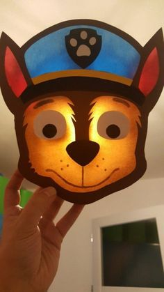kinderleichte Laternen basteln Pow Patrol Laterne basteln The Effective Pictures We Offer You About diy halloween women A quality picture can tell you many things. Los Paw Patrol, Paw Patrol Party, Toddler Party Games, Games For Toddlers, Diy Crafts To Do, Arts And Crafts, Gugu, Maila, How To Make Lanterns