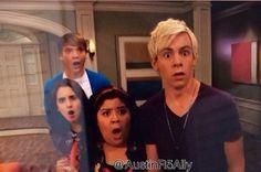 My face when a plot twist happens.