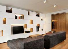 Karpinteria - Puertas, Armarios y Tarimas.: Diseño interior con carpinteria de madera a medida.