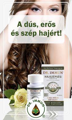 Komplex hajregeneráló és hajtápláló vitamin a csodásan ragyogó, dús és szép hajért! Legyen neked is gyönyörű hajkoronád! Tápláld, és támogasd hajhagymáid működését maximális gondoskodással!