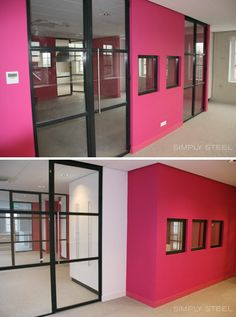 Simply Steel interieur zakelijk - interieur kantoor | http://www.simply-steel.nl