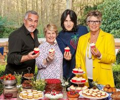 Channel 4 unveils first ever sponsors of Great British Bake Off