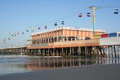Boardwalk at Daytona Beach, FL