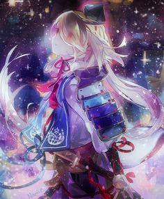 Character: Imanotsurugi/ Game Touken Ranbu ●w●)> winter ♥