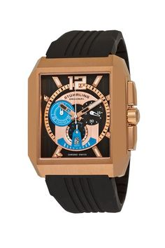 Stuhrling Mens Metropolis Swiss Quartz Chronograph Watch***