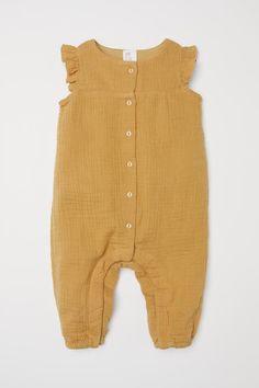 mustard yellow romper