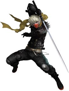 Male Assassin from GunZ 2: The Second Duel