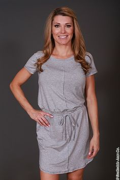 Splendid Tee Shirt Dress $128.00 #sjc #scottsdalejeanco #springfashion #splendidclothing #splendiddress #shirtdress