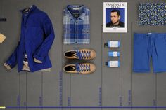 UNIONMADE 'The Color Chart' Lookbook