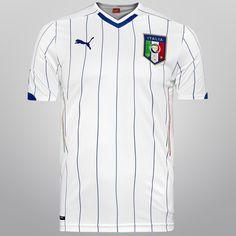 Camisa Puma Seleção Itália Away 2014
