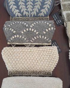 Exotic collection of ladies bags #collectorsitems #interiordesign…