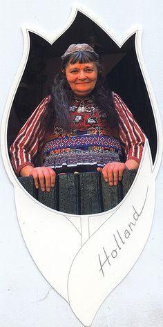 Costume-of-Marken #NoordHolland #Marken